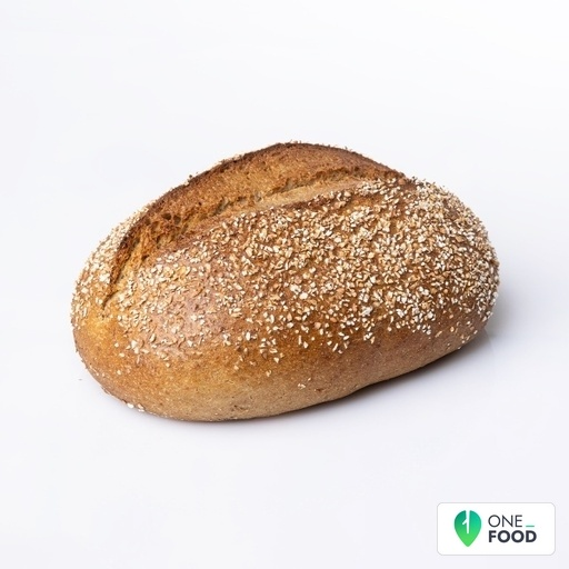 Bread With Buckwheat And Spelt 1 X 412 Gr